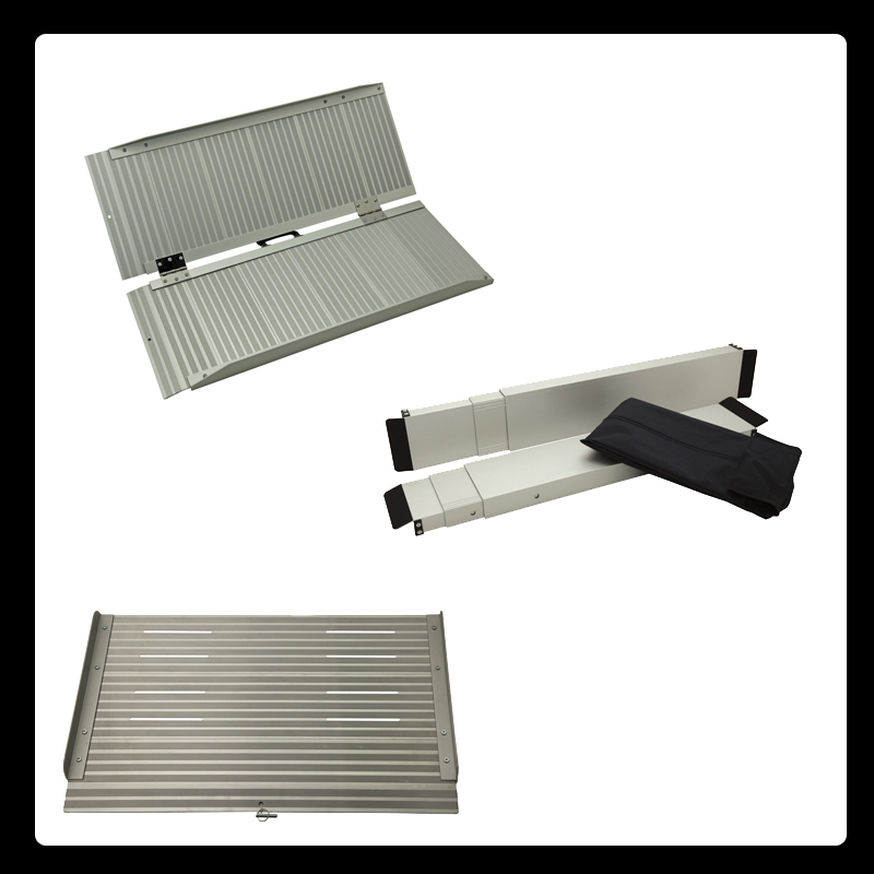 Wheelchair & Scooter Ramps
